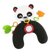Deals on Fisher-Price Hug & Play Tummy Wedge with 3-Linkable Toys