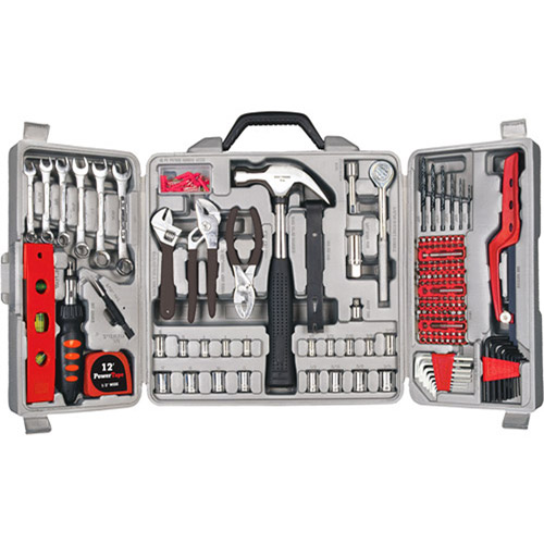 Great Neck 205 Pc Home Tool Set