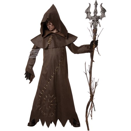 Evil Warlock Child Halloween Costume - Evil Child Halloween Costume