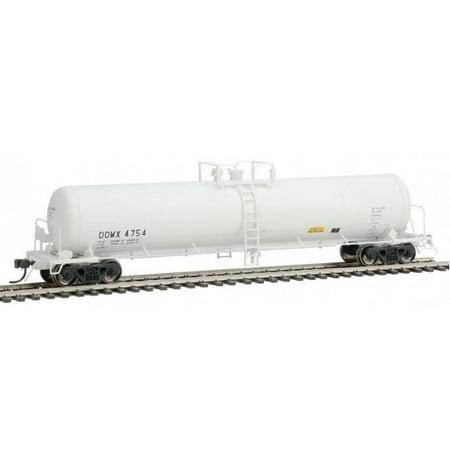 Chemical Tank Car - Atlas 20003512 HO Dow Chemical DOWX 20,700-Gallon Tank Car #4754