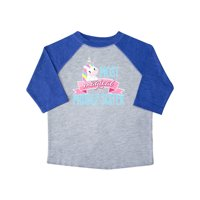 Most Magical Middle Sister- cute unicorn Toddler T-Shirt
