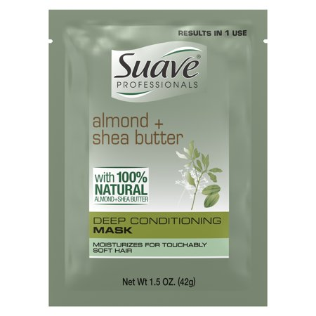 Suave Professionals Intense Moisture Hair Mask Almond and Shea Butter 1.5
