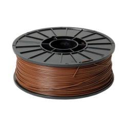 Brown 3D Printing 1.75mm PLA Filament Roll – 1 kg (1 pack)