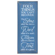 Four Things That You Can't Recover Wood Sign Or Plaque