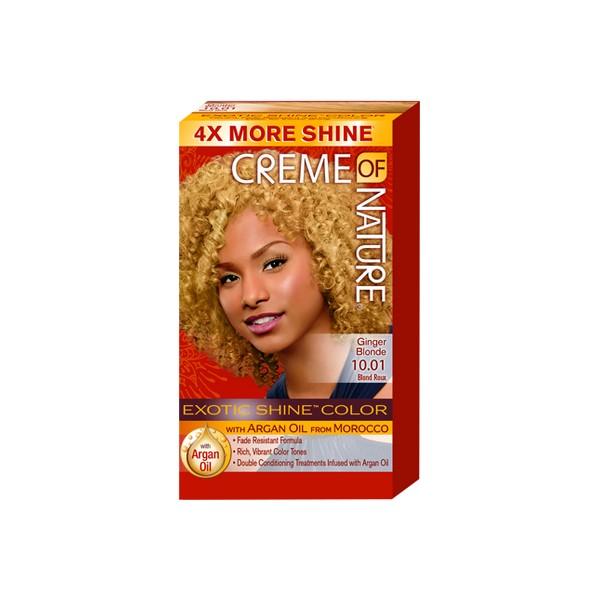 Creme Of Nature Gel Hair Color Ginger Blonde