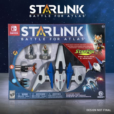 Starlink: Battle for Atlas Starter Pack - Nintendo Switch