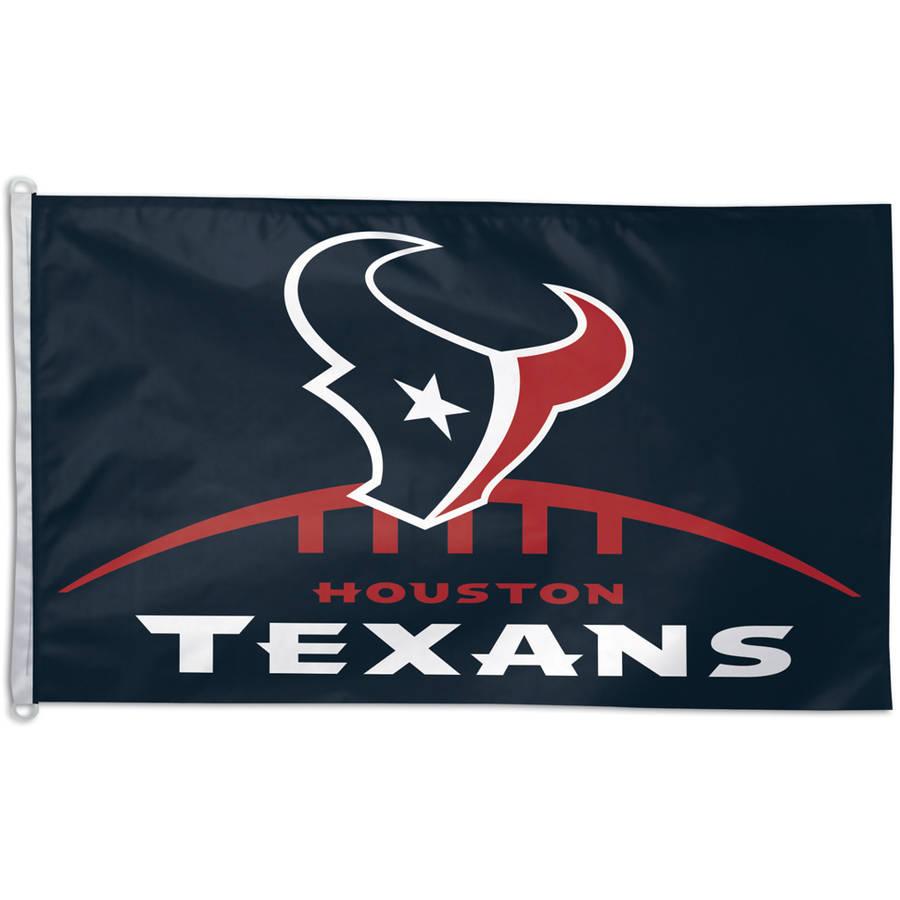 NFL Houston Texans Team Flag, 3' x 5', Style 2