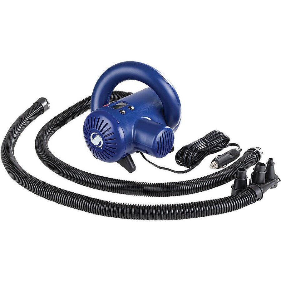 Click here to buy Coleman 12V 15PSI SUP Air Pump by COLEMAN.
