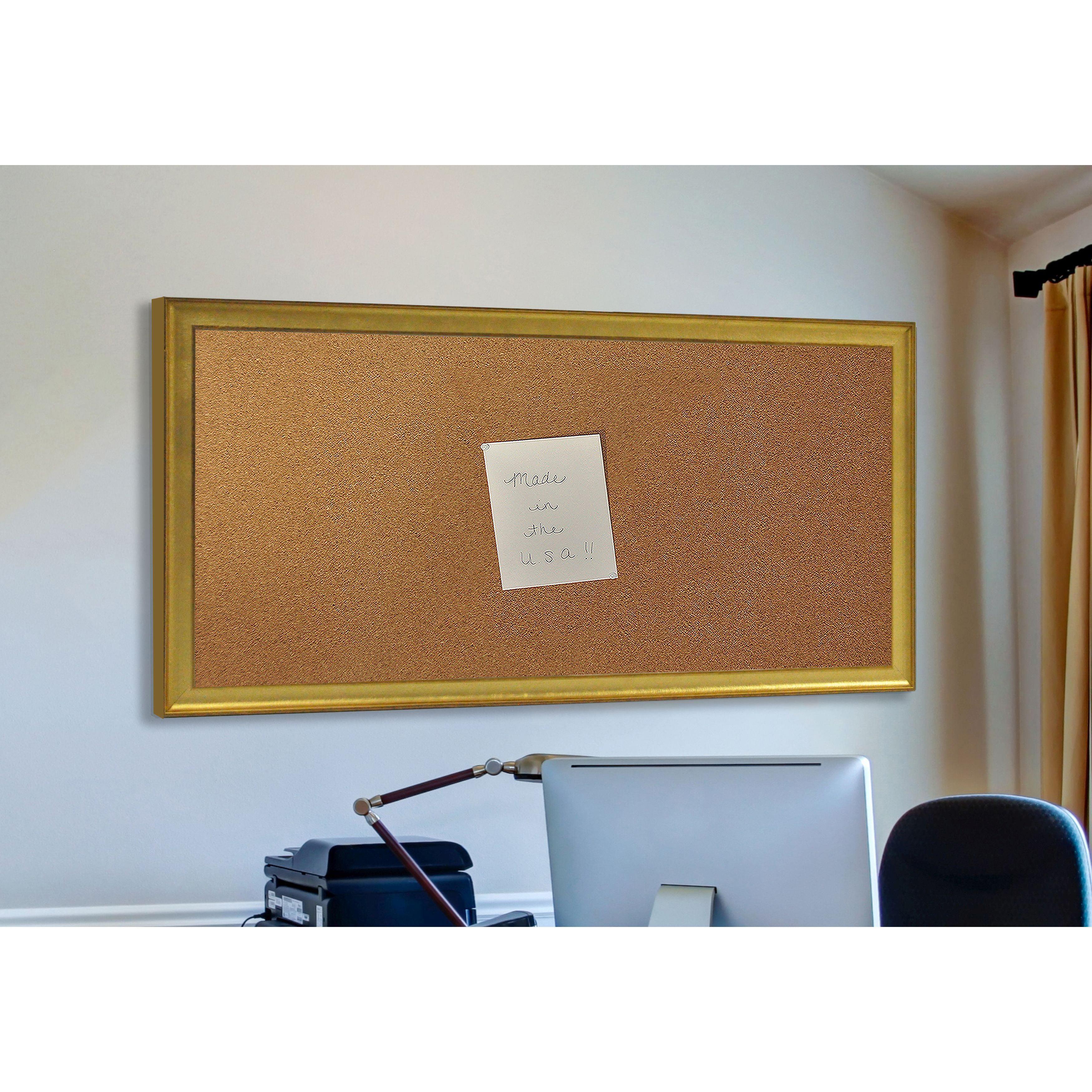 Rayne Mirrors Madilyn Nichole Vintage Wall Mounted Bulletin Board