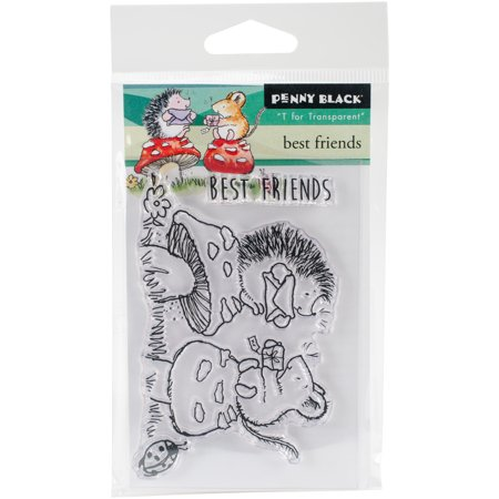 Penny Black Clear Stamps Best Friends