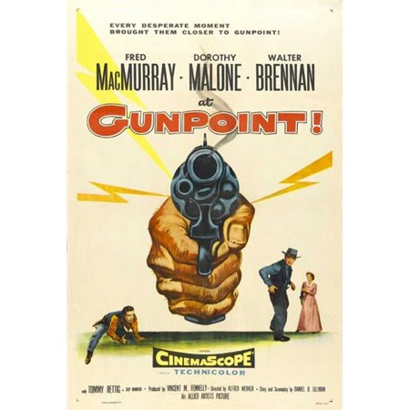 Posterazzi MOVGJ4191 At Gunpoint Movie Poster - 27 x 40 in.