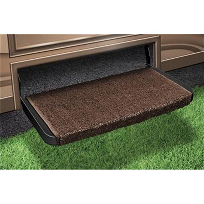 Presto Fit 21070 Wraparound Entry Step Rug - Espresso