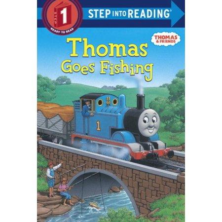 Thomas Goes Fishing  Step Into Reading