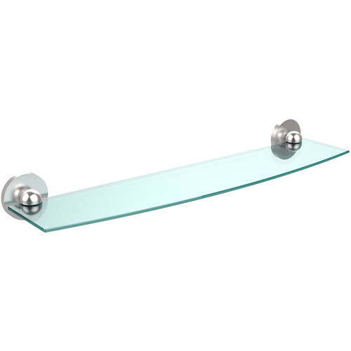 """Skyline Collection 24"""" Glass Shelf (Build to Order)"""
