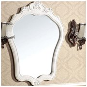 Dawn USA Traditional Solid Wood and Plywood Frame Mirror