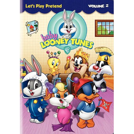 Baby Looney Tunes Volume 2: Let's Play Pretend (DVD)