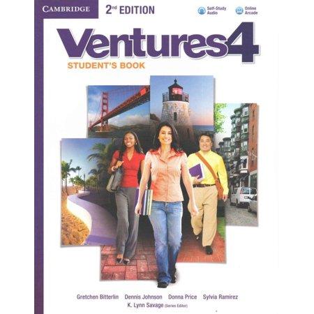 Ventures Level 4 Student's Book - 100 Floors Halloween Level 4 Help