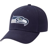 05e1ba2ab748a8 Product Image Youth Fan Favorite College Navy Seattle Seahawks Team Basic  Adjustable Hat - OSFA