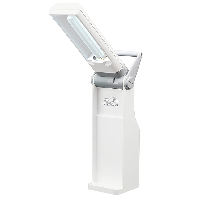 Ottlite rechargeable task lamp   Lighting   Compare Prices at Nextag