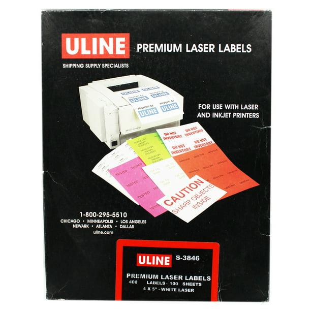 ULINE Premium Laser and Inkjet Printing