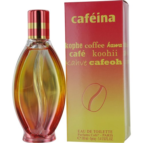 Cofinluxe Cafeina for Women By Cofinluxe Eau-de-toilette Spray, 3.4-Ounce