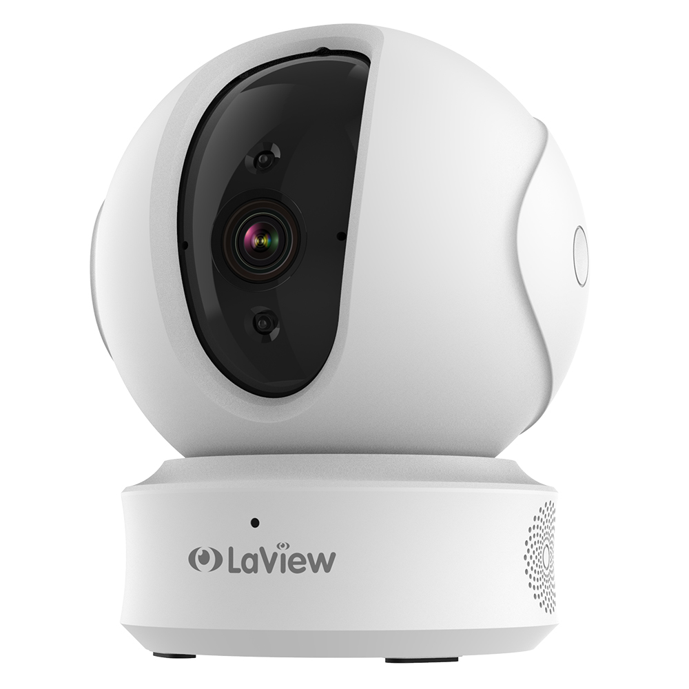 LaView ONE Pan & Tilt HD 1080P WiFi Wireless Security Smart Home Indoor Surveillance Camera, Baby Monitor