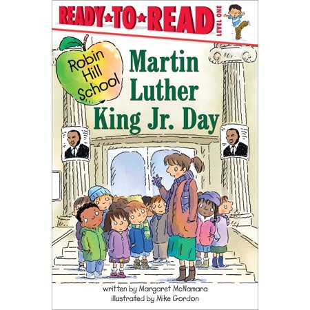 Martin Luther King Jr. Day (Poems Written By Martin Luther King Jr)