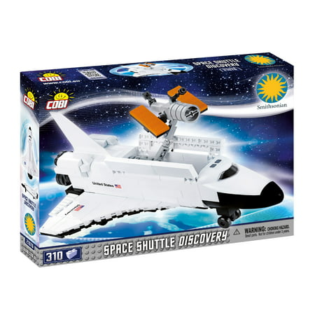 COBI Smithsonian Space Shuttle Discovery (Space Shuttle Building Kit)