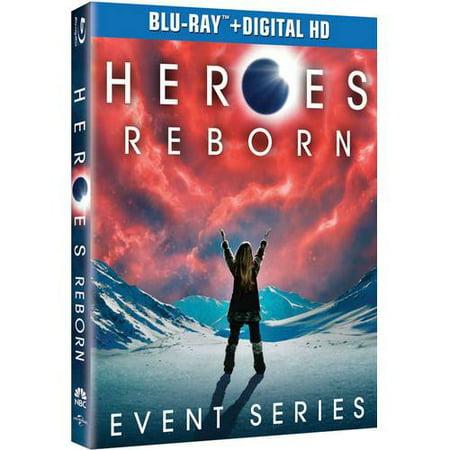 Heroes Reborn  Event Series  Blu Ray   Digital Hd