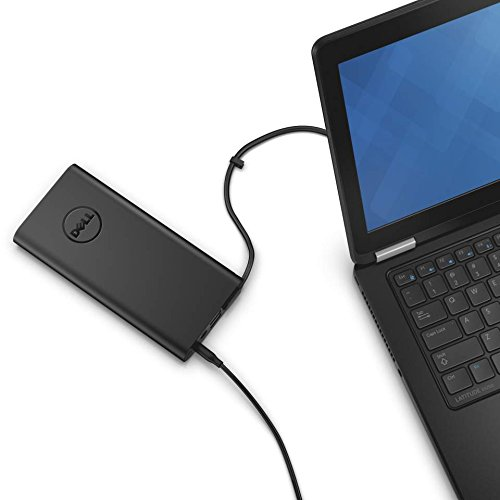 Dell Power Companion [18000 Mah] Pw7015l - For Notebook, Tablet Pc, Smartphone, Usb Device - 18000 Mah - 5 V Dc - 2 (r7cw8)