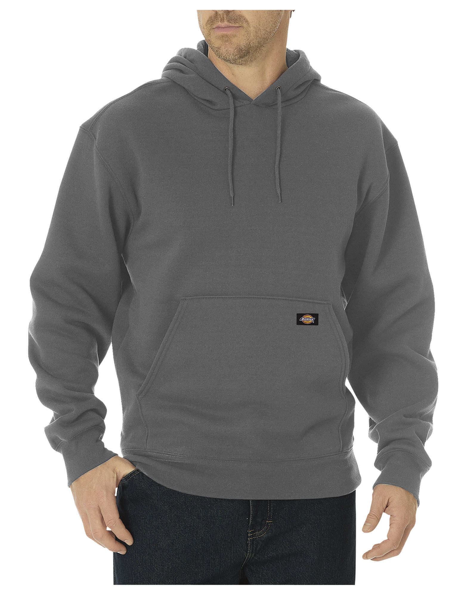Big & Tall Men's Midweight Fleece Pullover Hoodie