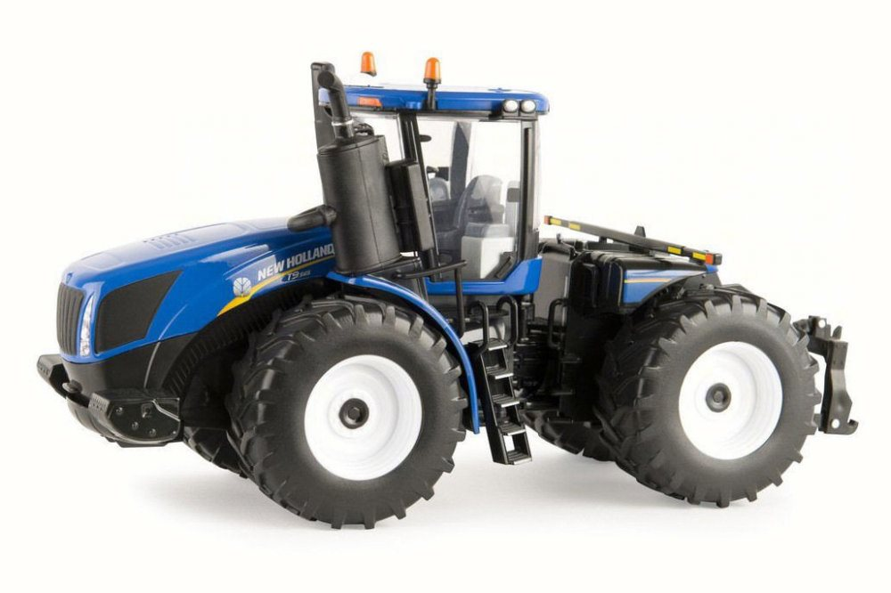 T9.565 Farm Tractor, Blue TOMY 13858 1 32 Scale Diecast Model Toy Car by TOMY
