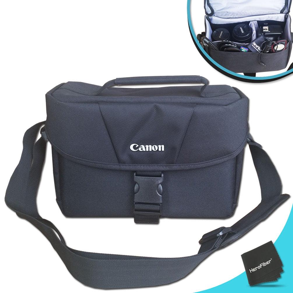 Camara De Video CANON bien acolchado grande cámara Caja / bolso para Canon EOS 7D de D 70 60 7 Mark ii 5 6 5DS 5DSR y todas las cámaras réflex digitales + Canon en Veo y Compro