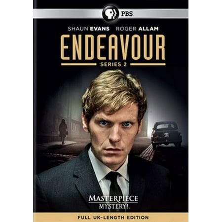 Endeavour: Series 2 (DVD) - Rigby Regular Show