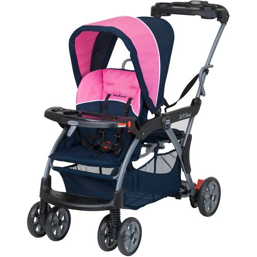 Baby Trend - Sit N Stand Deluxe Stroller, Hanna