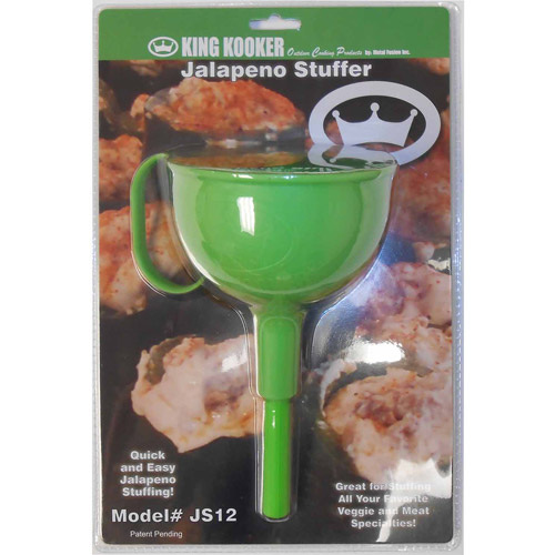 King Kooker Jalapeno Stuffer, Green