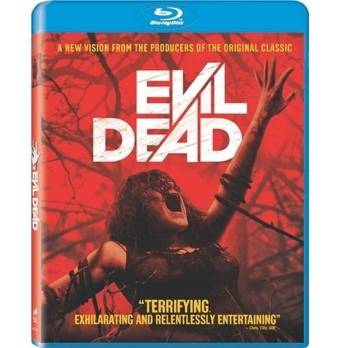 Evil Dead (2013) (Blu-ray) (With INSTAWATCH) (Anamorphic Widescreen)