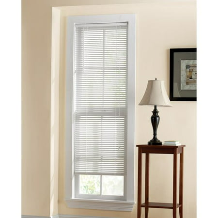 Mainstays Room Darkening Mini Blinds White