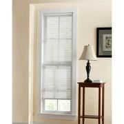 Mainstays Room Darkening Mini Blinds White
