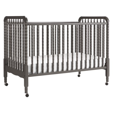 - DaVinci Jenny Lind 3-in-1 Convertible Crib in Slate