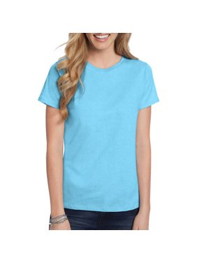 Hanes Women's Relaxed Fit Tagless ComfortSoft Crewneck T-Shirt