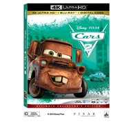 Cars 2 (4K Ultra HD + Blu-ray + Digital Copy)