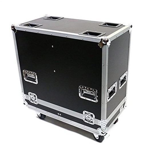 OSP ATA Case for 2 Mackie SRM450 Powered Speakers