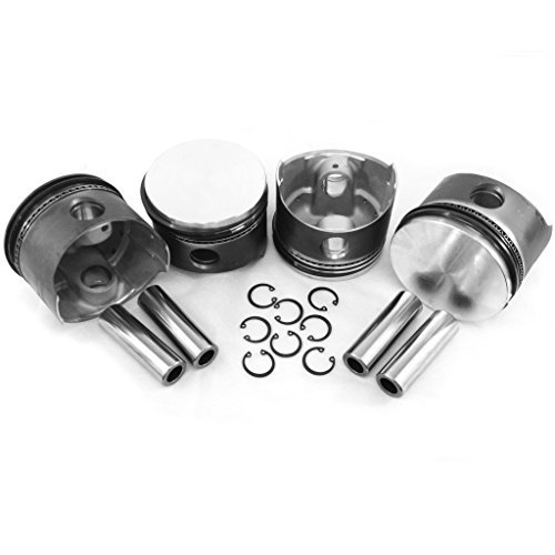 AA Performance Products VW 92MM Type 1 Piston Set 1835cc