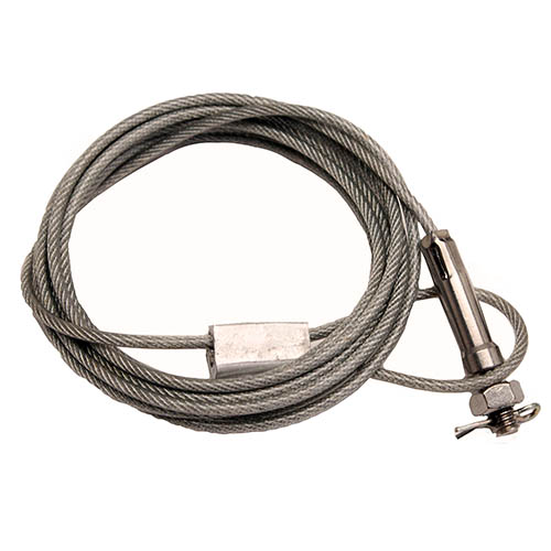 Bulldog Cases Deluxe 6' Security Cable