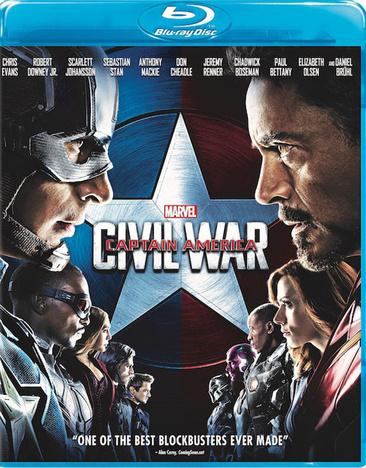 Captain America: Civil War (DVD) by Buena Vista