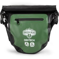 Grizzly Peak 3L Dri-Tech Waterproof Dry Satchel, IP 66 Lightweight Dry Bag with Carry Strap