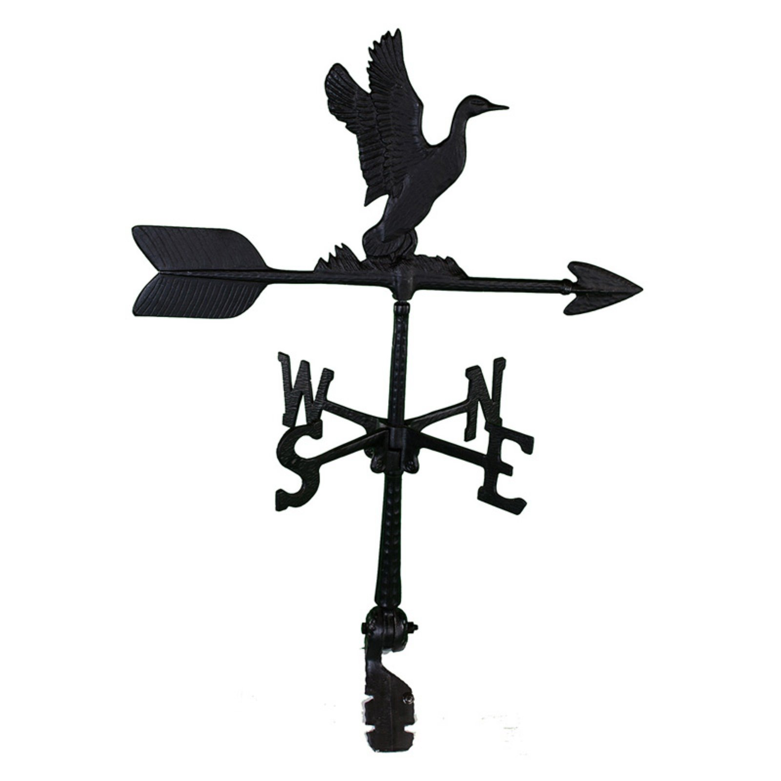 Duck Weathervane 24 in. by Montague Metal Products Inc