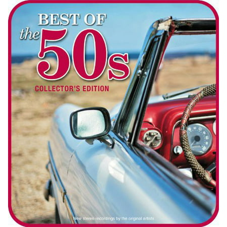 Best Of The 50's Collector's Edition (50's Halloween Music)