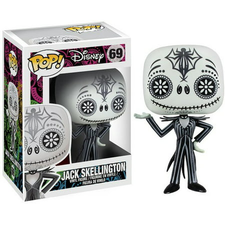 FUNKO POP! DISNEY: THE NIGHTMARE BEFORE CHRISTMAS - JACK SKELLINGTON (Halloween Music Nightmare Before Christmas)